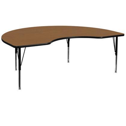 Flash Furniture XUA4872KIDNYOAKTPGG