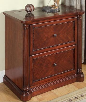 "Legends Furniture ZJM6010 30"" Traditional File Cabinet"