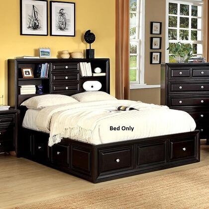 Furniture of America CM7059EKBED Yorkville Series  Eastern King Size Bed