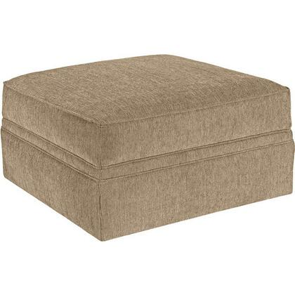 Broyhill Veronica 6171-5/8175 Storage Ottoman with Spring Loaded Hinged Lid, Casters and Microfiber Upholstery in