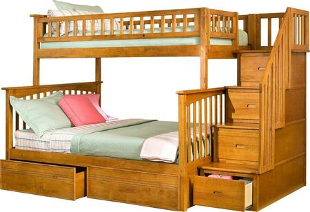 Atlantic Furniture AB55717  Bunk Bed