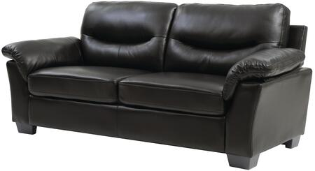 Glory Furniture G653S  Faux Leather Sofa