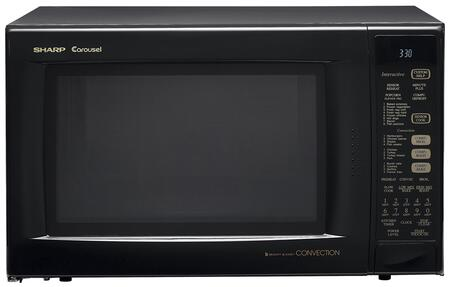 Sharp R930AK Countertop Microwave, in Black