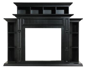 Napoleon GSL Left Side Shelf for Georgian Mantels:
