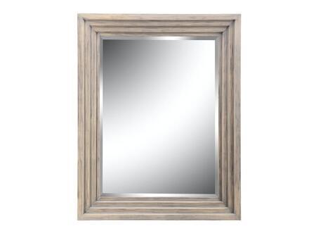 Stein World 12117  Rectangular Portrait Wall Mirror