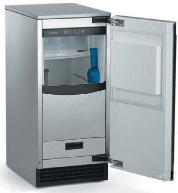 Scotsman SCCG50M1WU  Built-In Ice Maker with 65 lb. Daily Ice Production, 26 lb. Ice Storage,