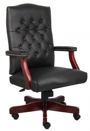 "Boss B905BK 27"" Adjustable Contemporary Office Chair"
