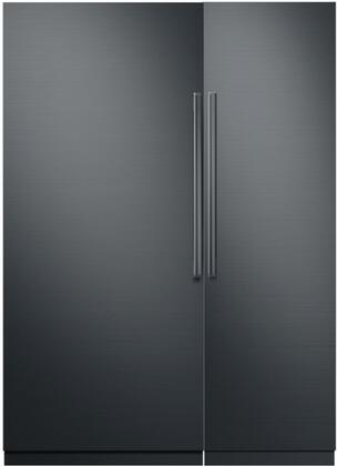 Dacor 786323 Modernist Side-By-Side Refrigerators