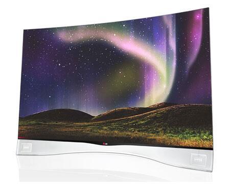 LG 55ea9800 HDTV