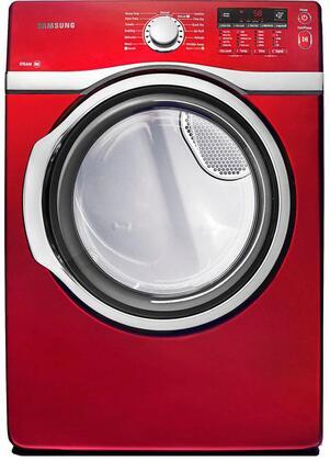 "Samsung Appliance DV393GTPARA 27"" Gas Dryer"