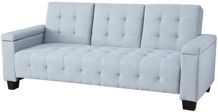 Glory Furniture G733S  Chair Sleeper Suede Sofa