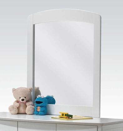 Acme Furniture 19157 San Marino Series Rectangular Portrait Dresser Mirror