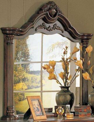 Yuan Tai JS5106M Jasper Series Arched Portrait Dresser Mirror