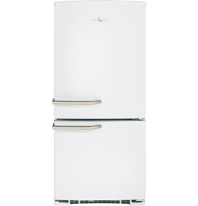 GE ABE20EGEWS Artistry Series  Refrigerator with 20.3 cu. ft. Capacity in White