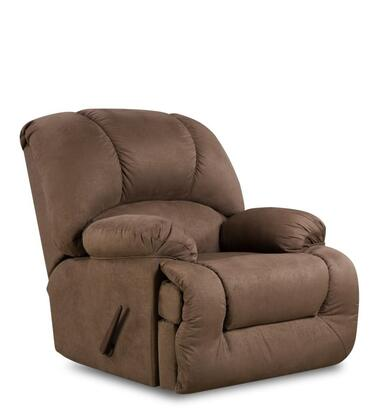 Chelsea Home Furniture 1897007904 Inglewood Series Transitional Polyester Wood Frame  Recliners