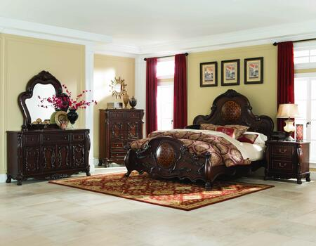 Coaster 204450QDMCN Abigail Queen Bedroom Sets