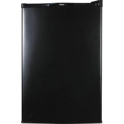 Haier HNSEB045BB  Compact Refrigerator with 4.5 cu. ft. Capacity in Black