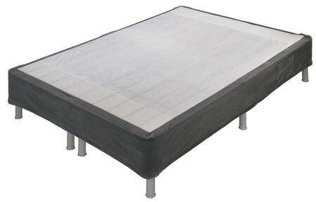 Signature Design by Ashley M86X Import Riser x Size Foundation Replace Need For Box Spring in Light Grey
