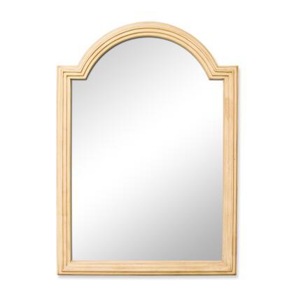 Bath Elements MIR028 Compton Series Arched Portrait Bathroom Mirror