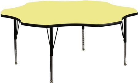 Flash Furniture XUA60FLRYELTPGG