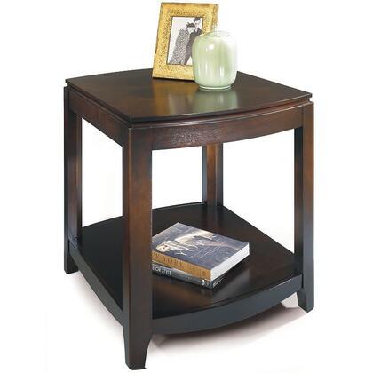 Lane Furniture 1195008 Contemporary Rectangular End Table