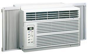 Friedrich CP06F10 Window / Wall Air Conditioner Cooling Area,