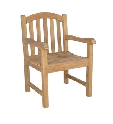 Anderson Chelsea CHD-10 Dining Chair in Natural Finish