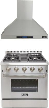 Kucht 722016 Professional Kitchen Appliance Packages
