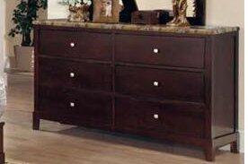 Coaster 202013 Linden Series Wood Dresser
