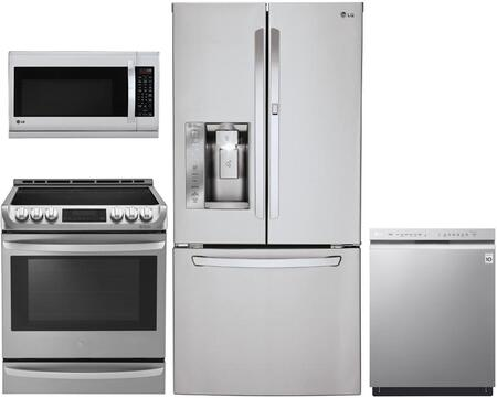 LG 798893 Kitchen Appliance Packages