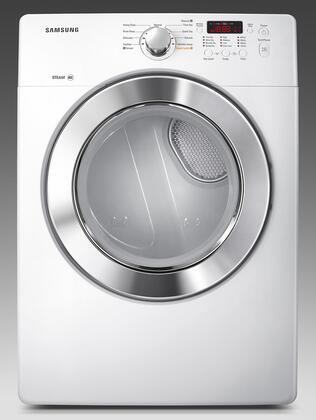"Samsung Appliance DV365GTBGWR 27"" Gas Dryer"