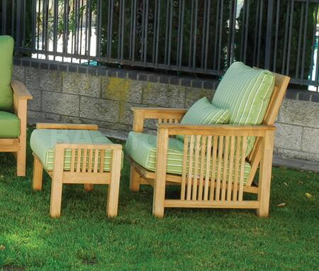 Acme Furniture 16086 Coastal Series  Patio Chair