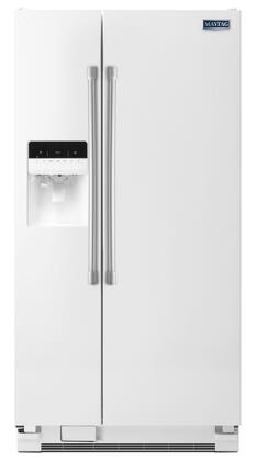 Maytag Msf21d4mdh 33 Inch Freestanding Side By Side