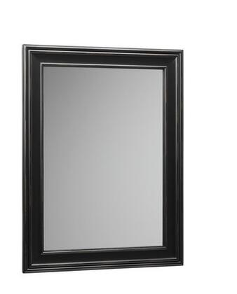 Ronbow 606124B01 Torino Series Rectangular Wall Mirror