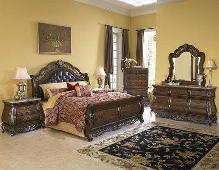 Pulaski 991180126SET Birkhaven California King Bedroom Sets