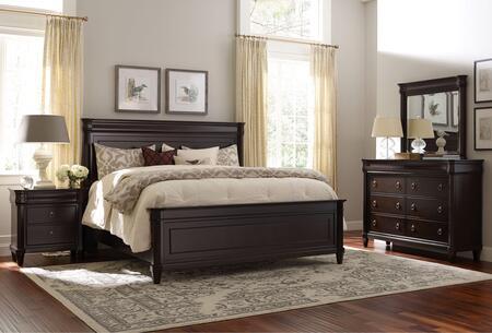 Broyhill 4907KPB2NCDM Aryell King Bedroom Sets