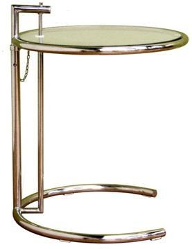 Wholesale Interiors 316F Eileen Gray Series  End Table