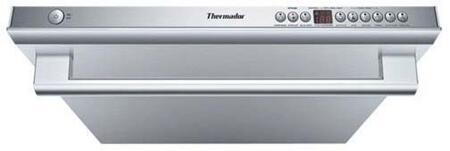 Thermador DWHD630GCM Masterpiece Emerald Series Built-In Fully Integrated Dishwasher with in Stainless Steel