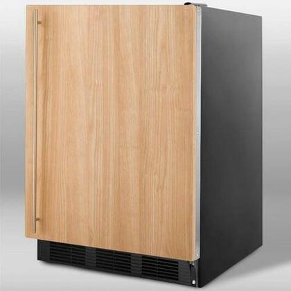 Summit SCFF55BIFADA  Freezer with 5 cu. ft. Capacity in Panel Ready
