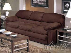 Acme Furniture 05585 Bella Series Sofa Microfiber Sofa