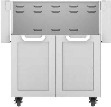 """Hestan GCD 30"""" Tower Cart with Double Doors"""