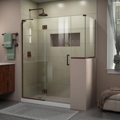 Unidoor X Shower Enclosure 24HP 24D 12BP 30RP 06