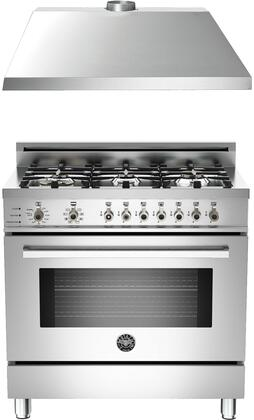 Bertazzoni 663797 Kitchen Appliance Packages