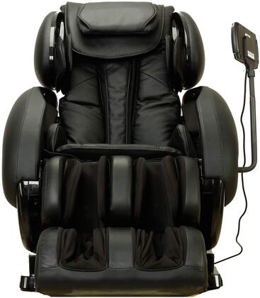 Infinity Infinity IT-8500 Massage Chair with Headphone Port, Four-Wheel Massage Mechanism, Spinal Correction, Accu-Roll Shoulder Massage and Synthetic Leather Upholstery in