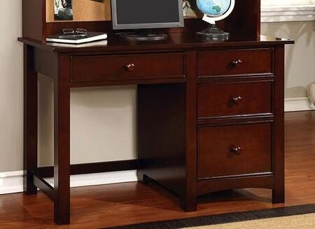 Furniture of America CM7905CHDK Omnus Series  Desk