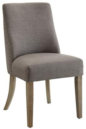 Coaster 180250 Antonelli Series Transitional Fabric Wood Frame Dining Room Chair