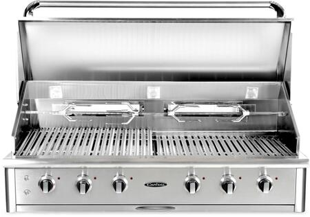 Capital CG52RBIL Built In Grill, in Silver