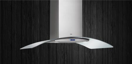 Standard Look of the Island Range Hood