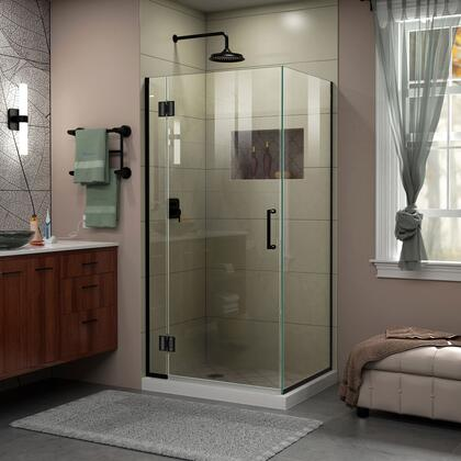 DreamLine Unidoor X Shower Enclosure 6HP 30D 30RP 09