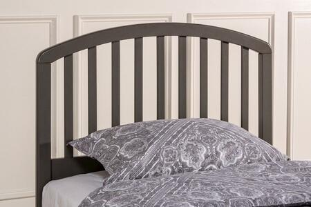 Hillsdale Furniture Carolina 1934HX Headboard with Beautifully Understated in Stone Finish